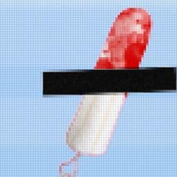 zensur menstruation sde