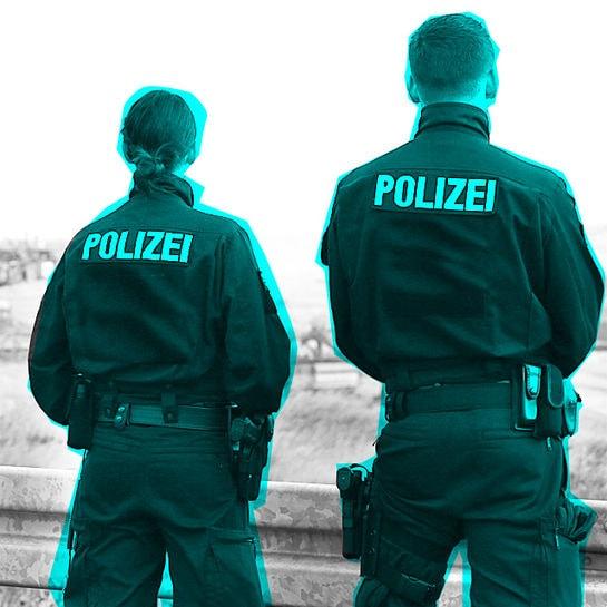 cover polizei foto oliver berg dpa