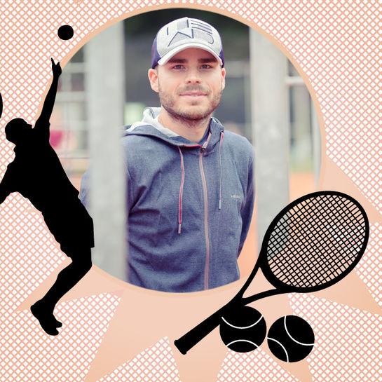 job cover tennislehrer