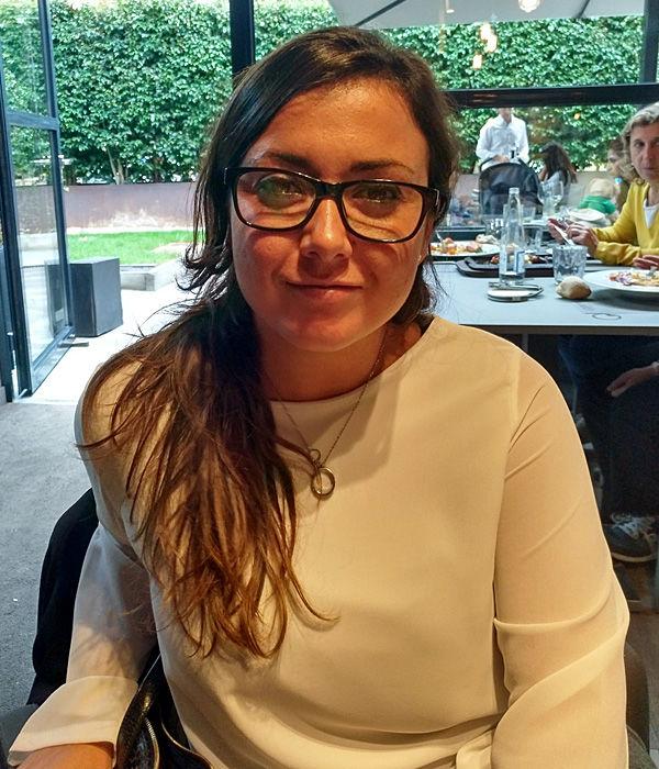 """Paula, 26: """"Was wir heute erlebt haben, ist sicher keine Demokratie"""""""