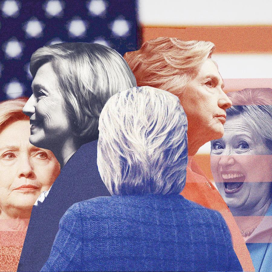 Das ist: Hillary Clinton