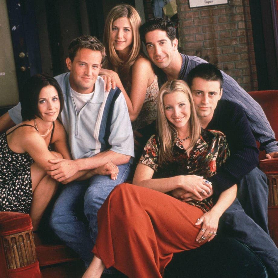 Ist es okay, über diese sechs Freunde heute noch zu lachen?