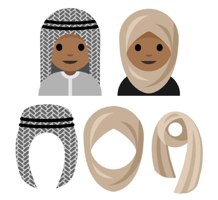 Eine 15 Jährige Kämpft Für Ein Kopftuch Emoji Emoji Jetztde