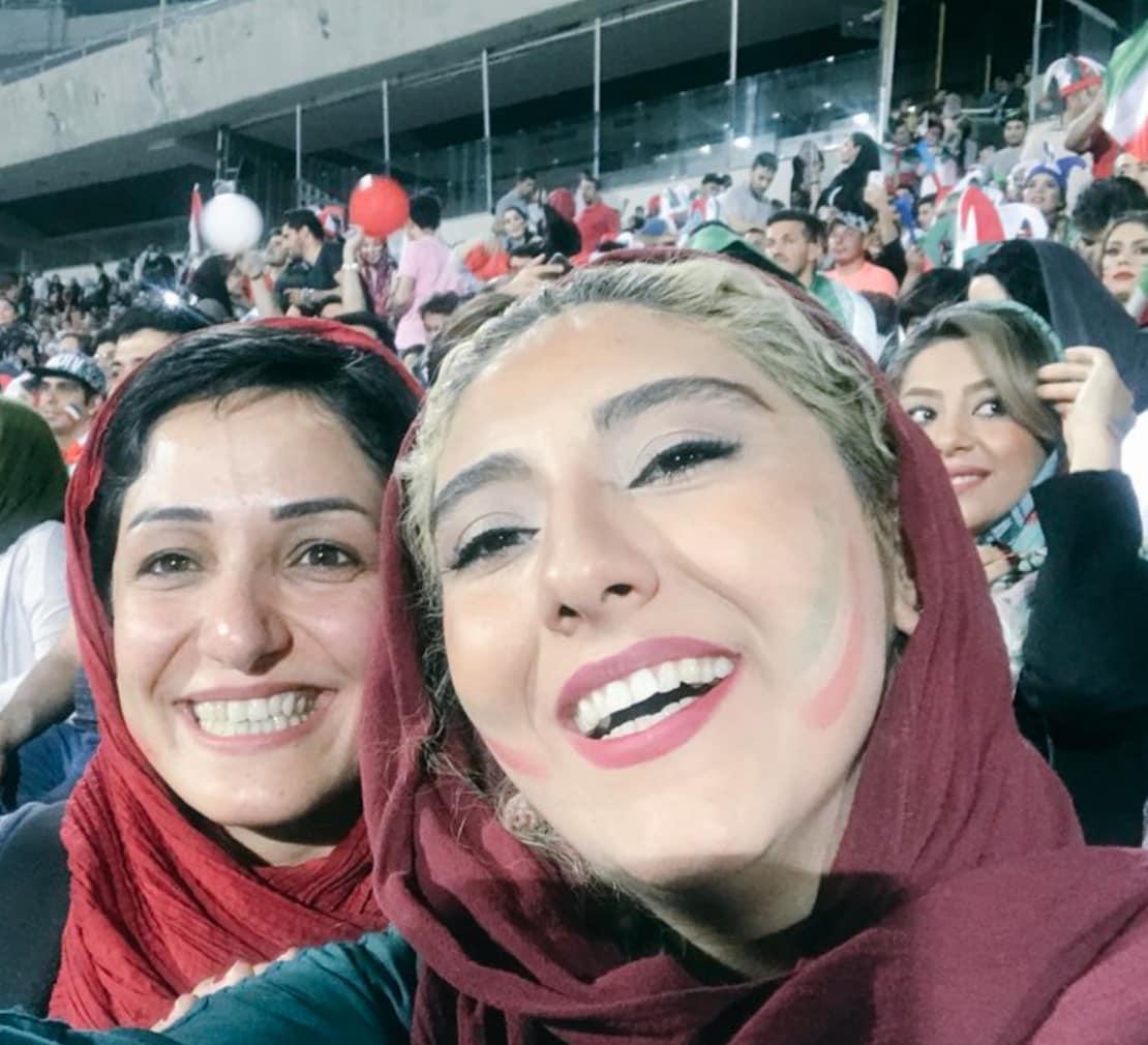 Eine Niederlage für die iranische Nationalmannschaft, aber ein Sieg für die iranischen Frauen.