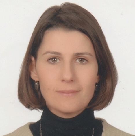 Ekaterina Sokirianskaia, Tschetschenien-Expertin, Menschenrechtsaktivistin und Chefin des Conflict Analysis and Prevention Centre