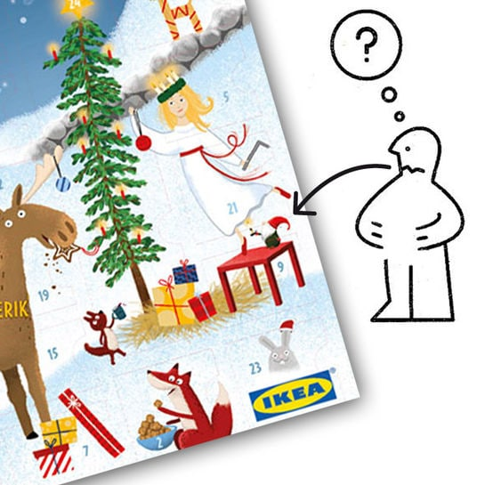 ikea kalender cover