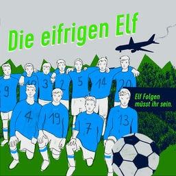 eifrige elf cover