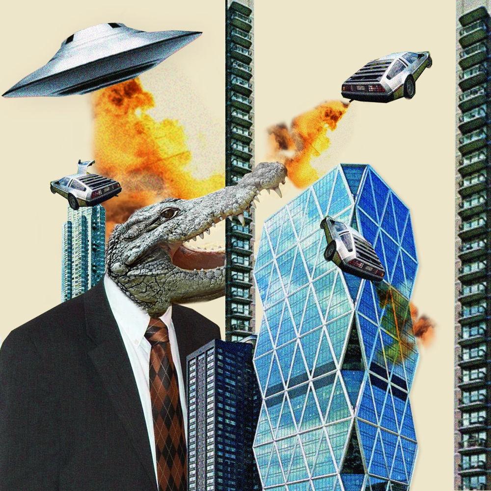 collage urbanlegend