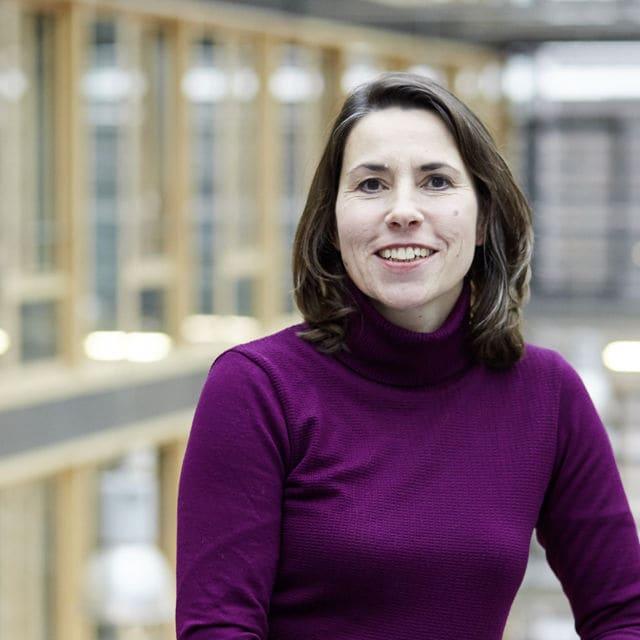 Professorin Karen Fromm