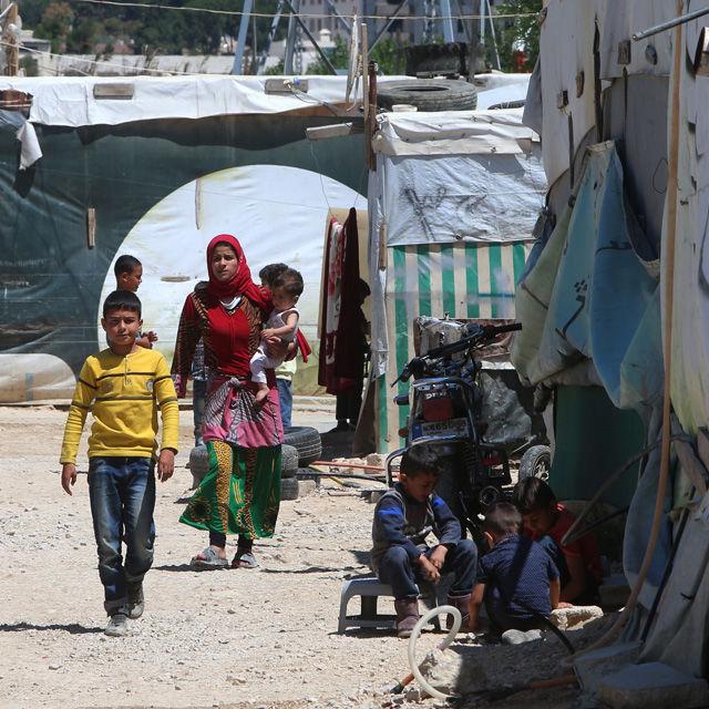 refugee camp cover