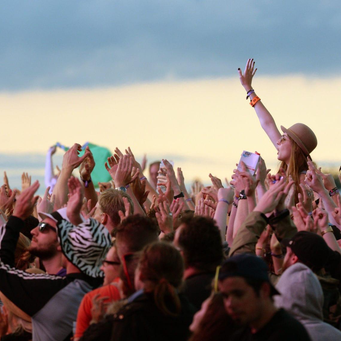 """Die Macher von """"Intro"""" haben nicht nur über Pop und Jugendkultur geschrieben, sondern auch Festivals wie das """"Melt"""" oder das """"Berlinfestival"""" initiiert."""