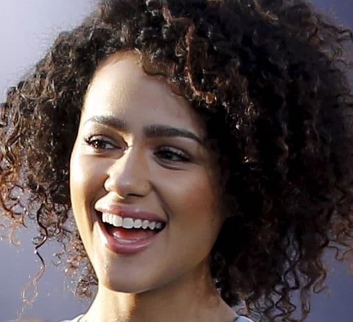 Nathalie Emmanuel ist eigentlich Schauspielerin – aber rappen kann sie auch.