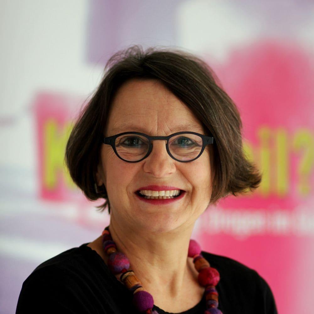 Anette Diehl arbeitet seit 30 Jahren beim Frauennotruf in Mainz. Sie hat dort viele Gesetzesreformen erlebt, die Frauen vor Gewalt schützen sollen.