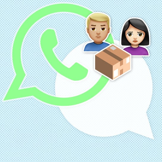 whats app kolumne paket cover