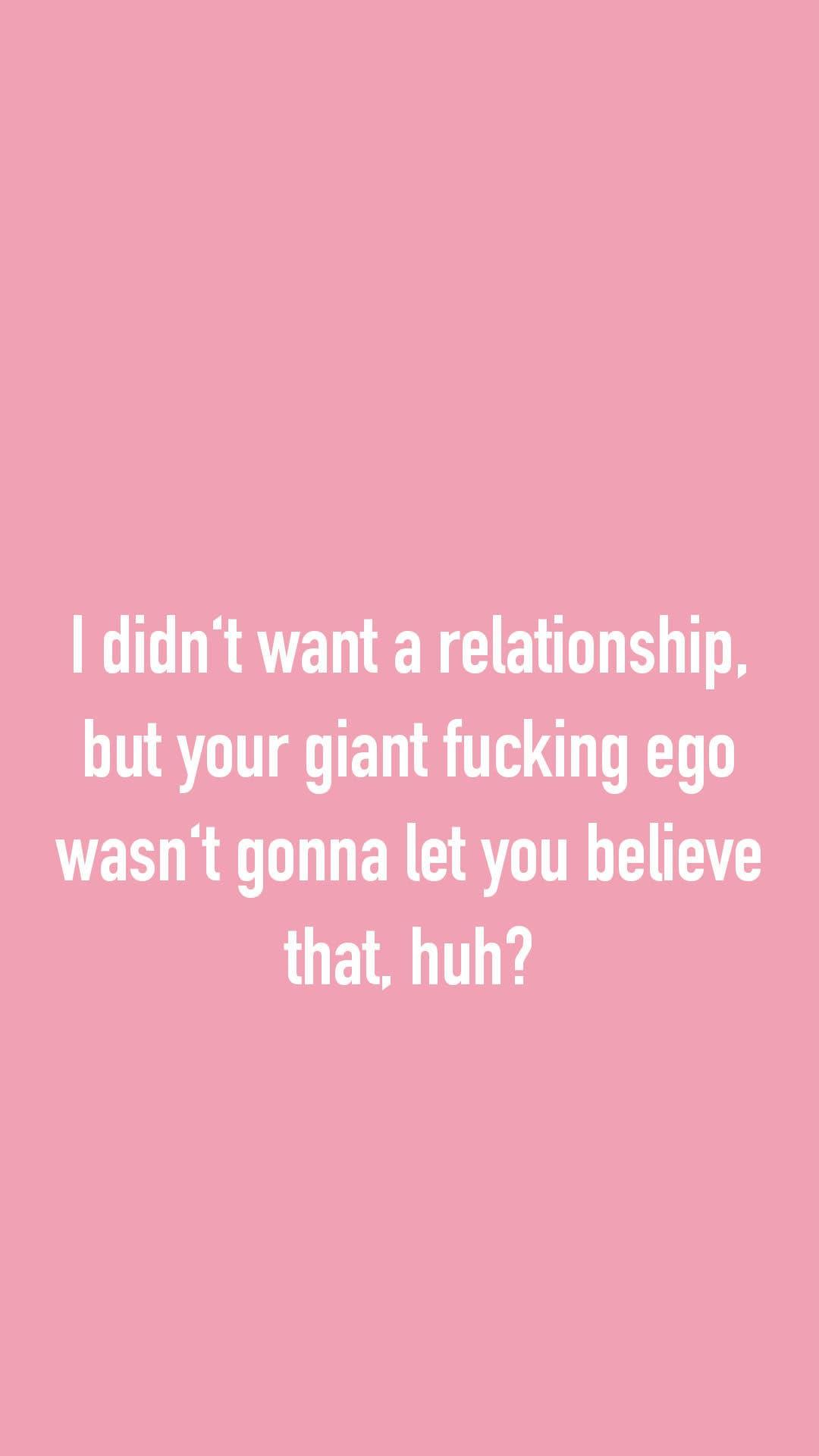 text ego