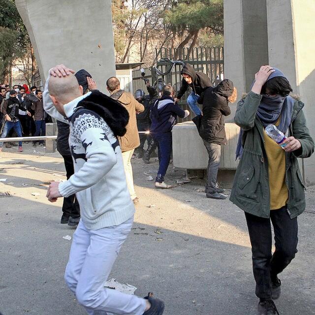 proteste iran alternativ dpa cover