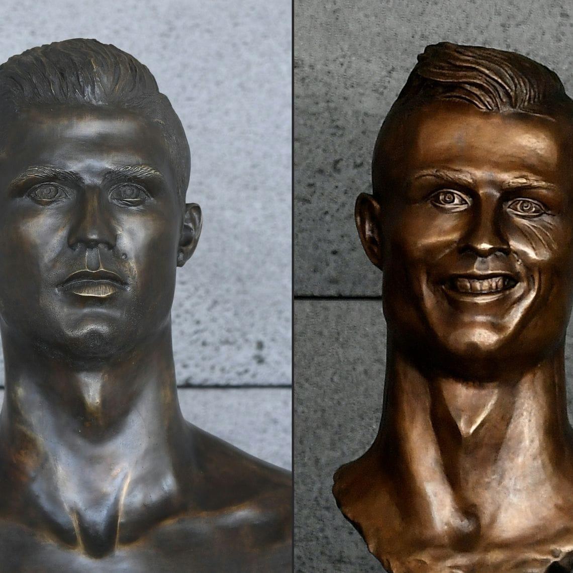 Ronaldo Büste