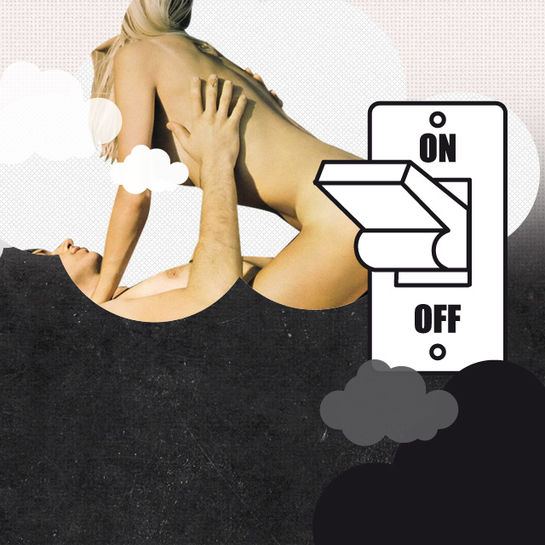 on off beziehung cover