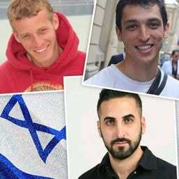 protokolle israelis cover