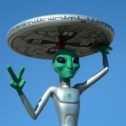alien afp