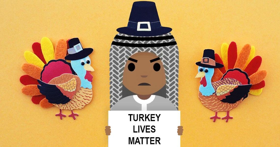 noktara thanksgiving muslime protestieren gegen truthahnmassenschlachtung