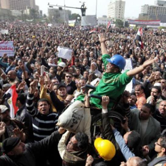 cover tahrir dpa