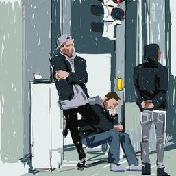 interview junge fluechtlinge bahnhof cover