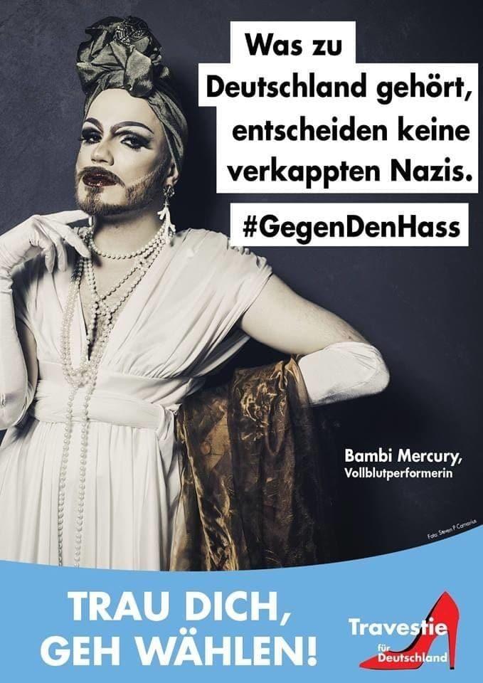 Travestie für Deutschland VII