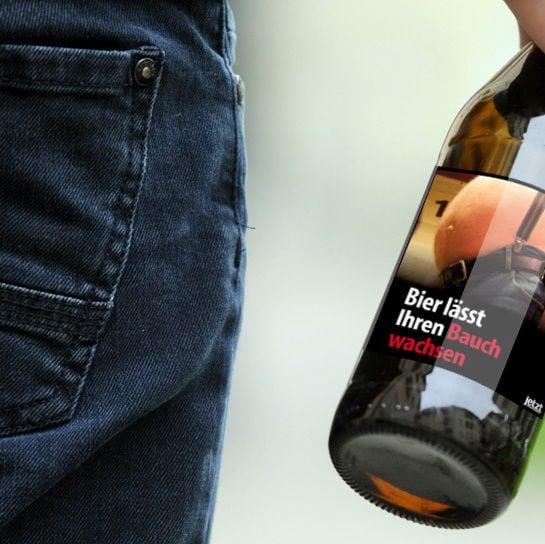 cover schockfotos bierbauch marco einfeldt dpa