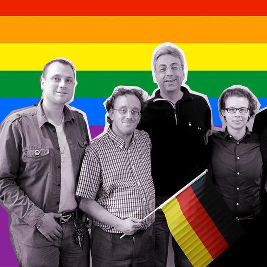 gay afd
