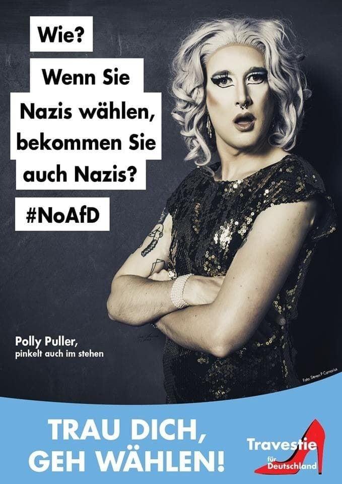 Travestie für Deutschland IX