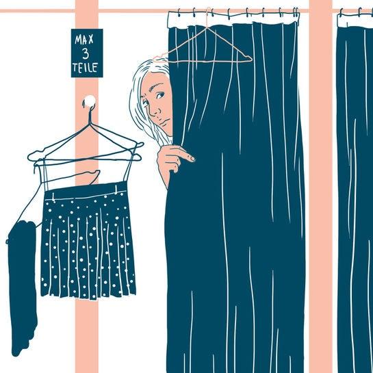sozialphobie einkaufen cover