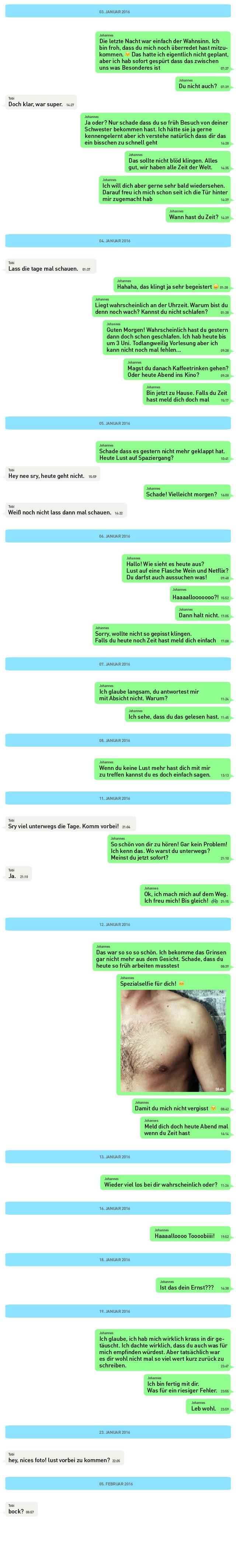 Whatsapp-Kolumne 16