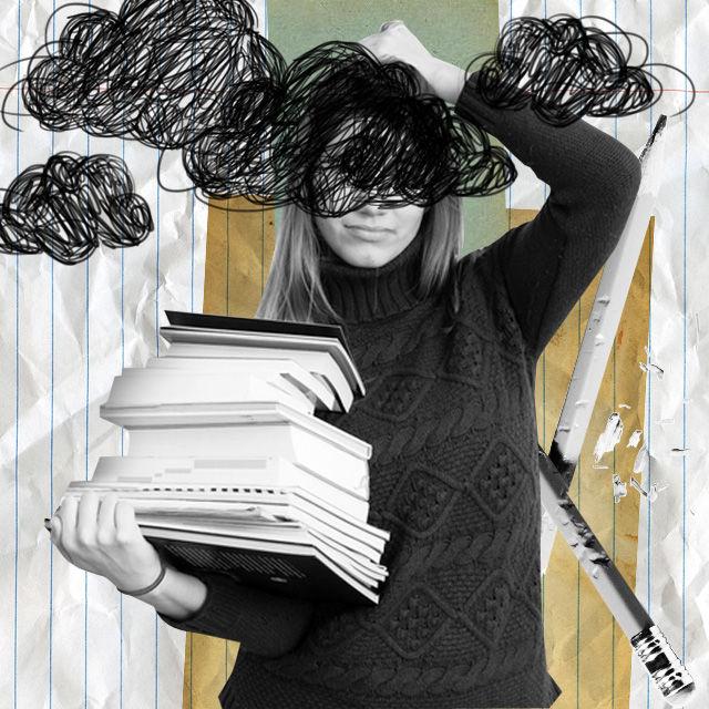 Vielen raucht in der Prüfungszeit der Kopf. Einige allerdings können vor lauter Prüfungsamt überhaupt keine klaren Gedanken mehr fassen.