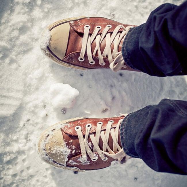 the latest d8eae 6b09f Jungs, warum habt ihr keine Winterschuhe? - Mädchenfrage ...
