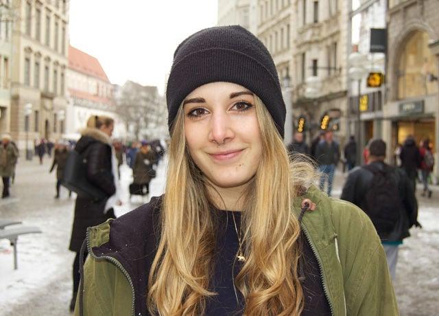 Isabel, 22, Auszubildende