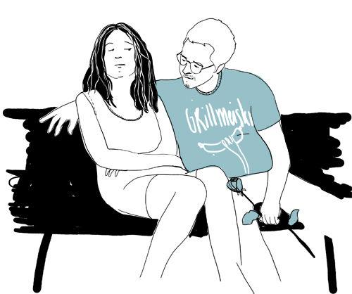 Dating mit einem mädchen, dessen fast 18