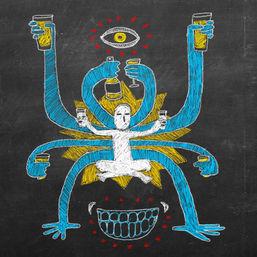 trink kolumne ego