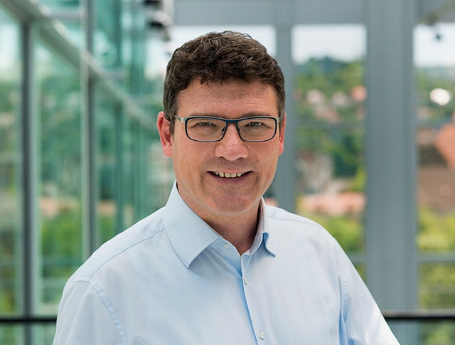 Stefan Kaufmann, schwuler CDU-Bundestagsabgerodneter aus Stuttgart.