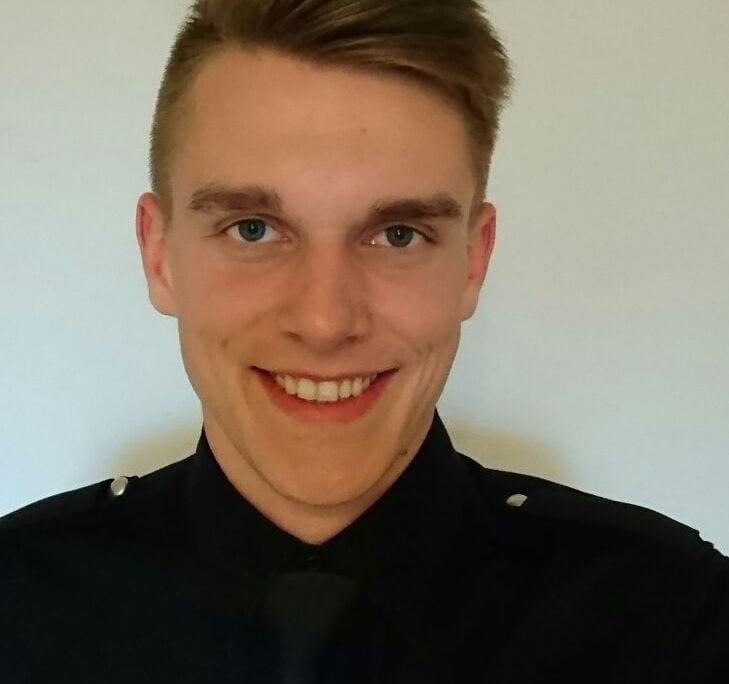 Rauschte mit null Punkten in der mündlichen Reli-Prüfung durchs Abi: Patrick Höpfner.