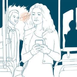 sozialphobie blickkontakt cover