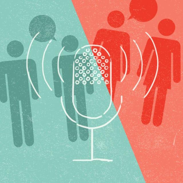 Freundinnen und Kumpels besprechen oft Intimes miteinander. Aber warum gibt es keinen Austausch zwischen den Geschlechtern?