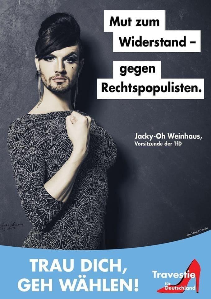Travestie für Deutschland V