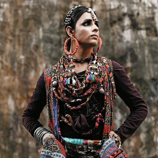 transgender model