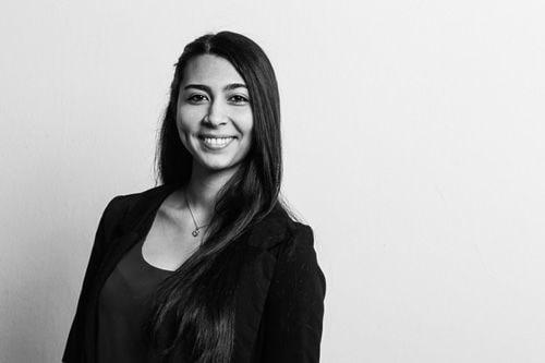 """Natalia ist im Vorstand der Münchner """"Refugee Law Clinic"""" und berät selbst Geflüchtete in Rechtsfragen."""