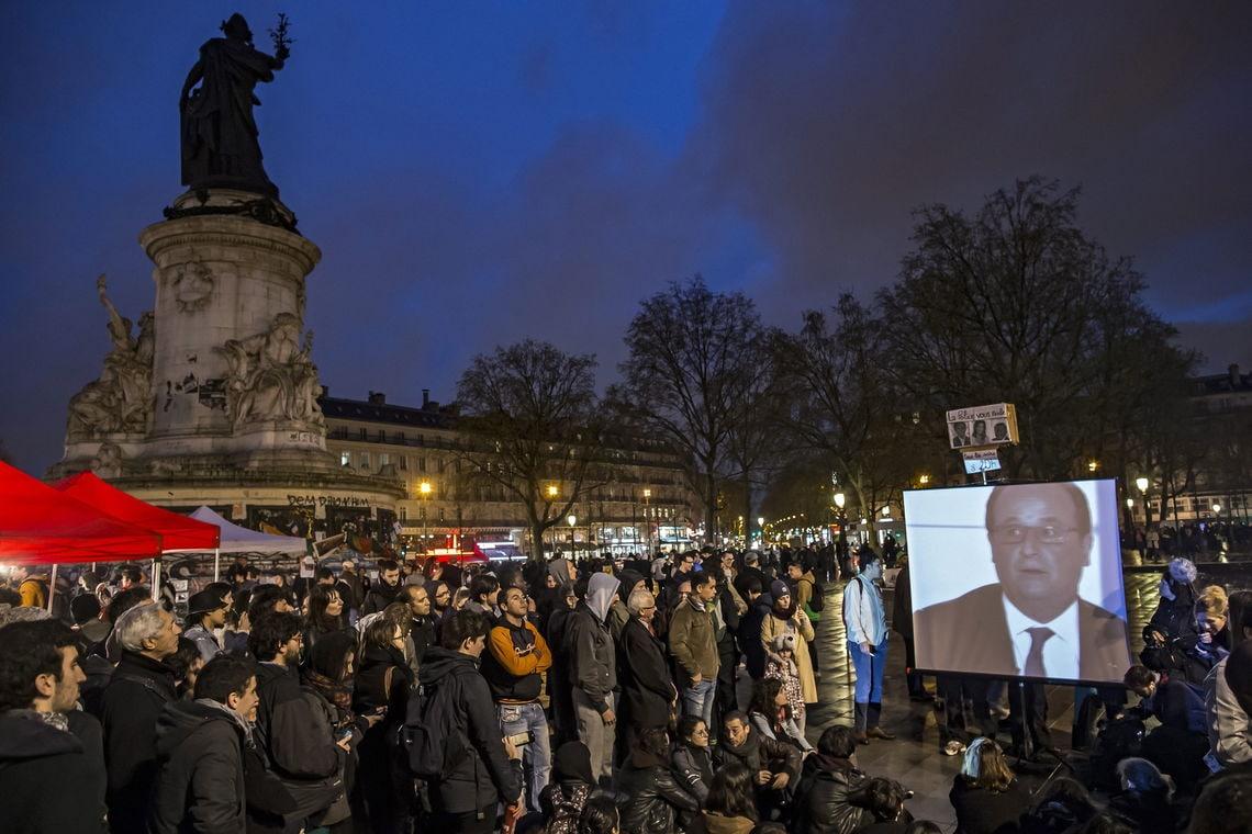 Hollande Nuit Debout