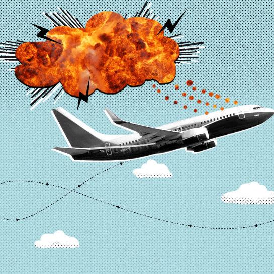 flgzeug terrorangst illustration daniela rudolf