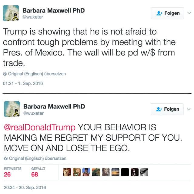 barbara tweet