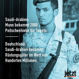 saudi arabien weisstebescheid foto dpa