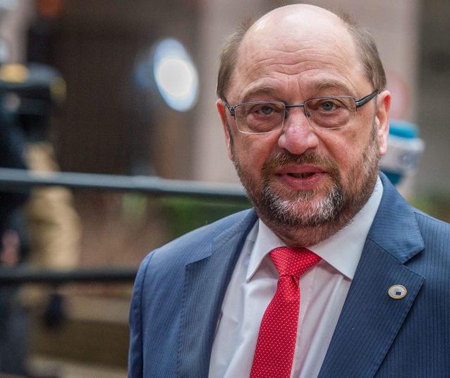 Martin Schulz, SPD, ist Präsident des EU-Parlaments.